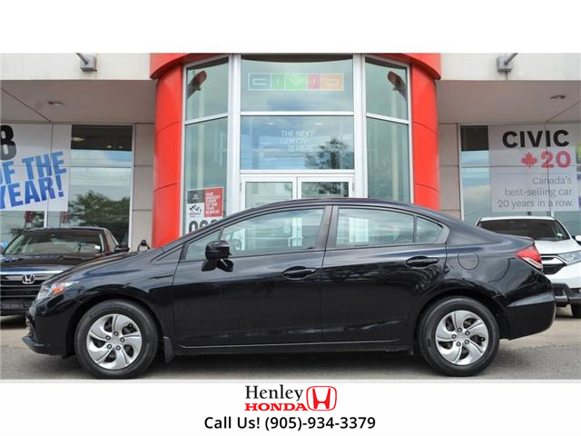 2015 Honda Civic  (Stk: R9502) in St. Catharines - Image 5 of 24