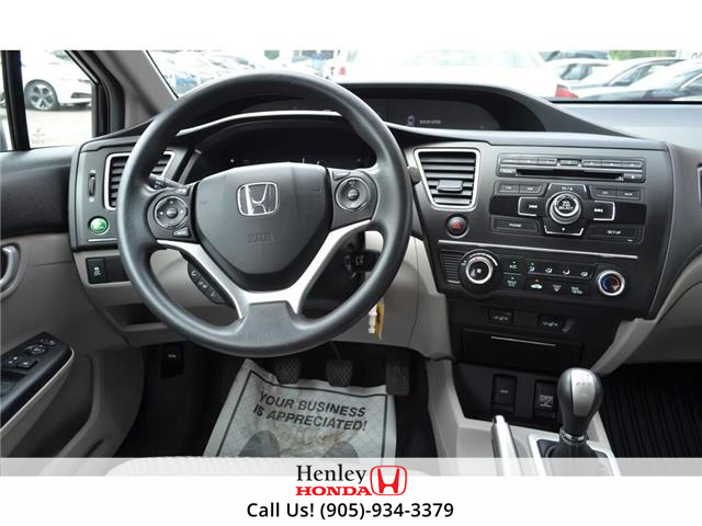 2015 Honda Civic  (Stk: R9502) in St. Catharines - Image 13 of 24