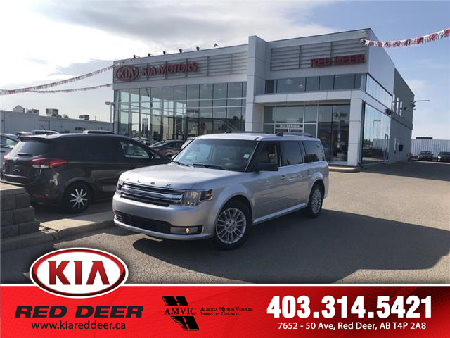 2014 Ford Flex SEL (Stk: 20TR0887A) in Red Deer - Image 1 of 20