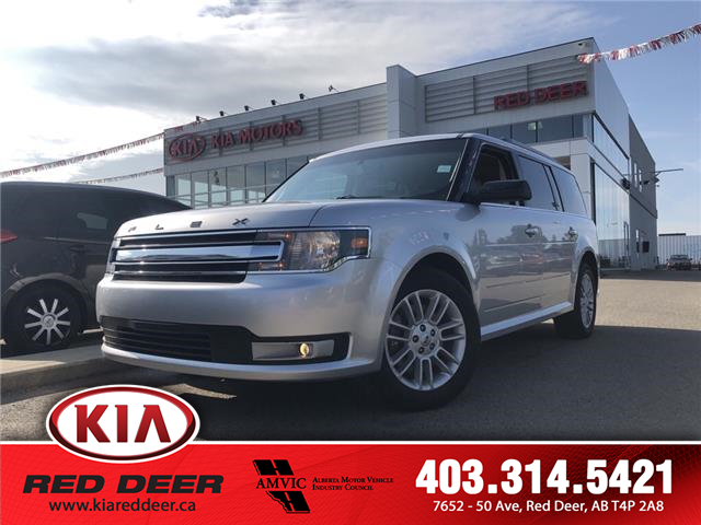 2014 Ford Flex SEL (Stk: 20TR0887A) in Red Deer - Image 2 of 20