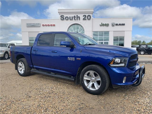 2014 RAM 1500 Sport (Stk: 32355A) in Humboldt - Image 1 of 28