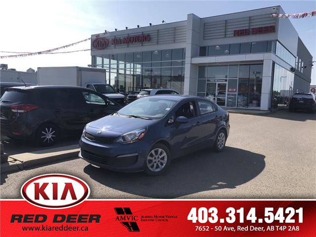2016 Kia Rio LX (Stk: 8KR8177A) in Red Deer - Image 1 of 13