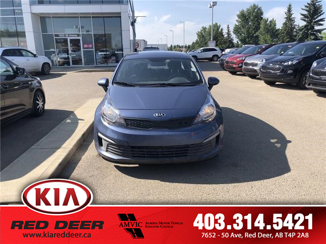 2016 Kia Rio LX (Stk: 8KR8177A) in Red Deer - Image 2 of 13