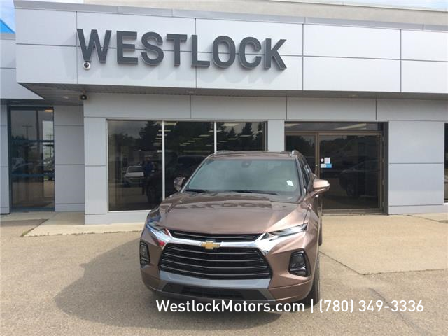 2019 Chevrolet Blazer Premier (Stk: 19T228) in Westlock - Image 2 of 14