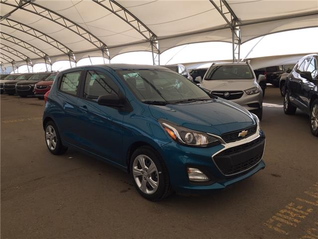 2019 Chevrolet Spark LS Manual (Stk: 175193) in AIRDRIE - Image 1 of 17