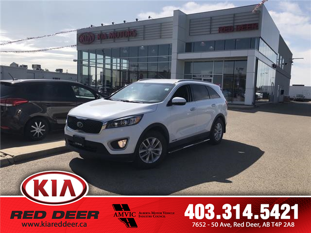 2018 Kia Sorento 3.3L LX (Stk: L7486) in Red Deer - Image 1 of 19