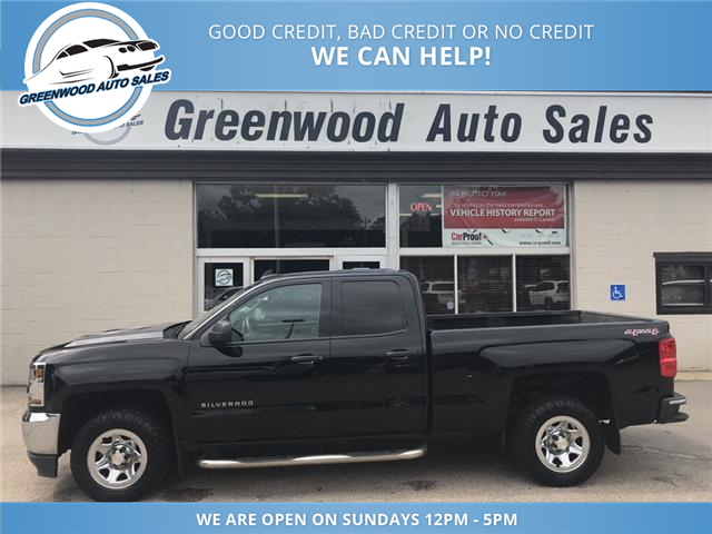 2016 Chevrolet Silverado 1500 LS (Stk: 16-54642) in Greenwood - Image 1 of 18