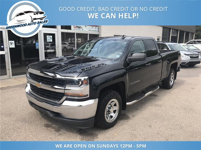 2016 Chevrolet Silverado 1500 LS (Stk: 16-54642) in Greenwood - Image 2 of 18
