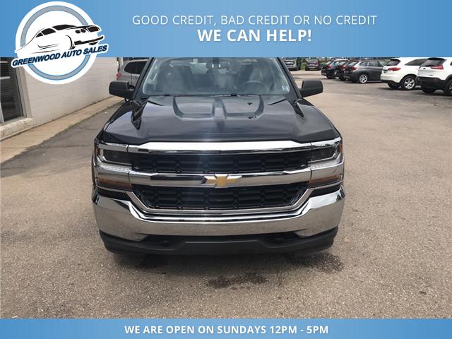 2016 Chevrolet Silverado 1500 LS (Stk: 16-54642) in Greenwood - Image 3 of 18
