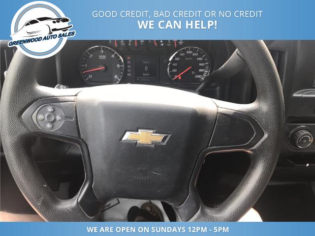 2016 Chevrolet Silverado 1500 LS (Stk: 16-54642) in Greenwood - Image 11 of 18