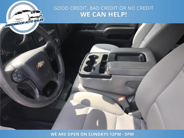 2016 Chevrolet Silverado 1500 LS (Stk: 16-54642) in Greenwood - Image 16 of 18