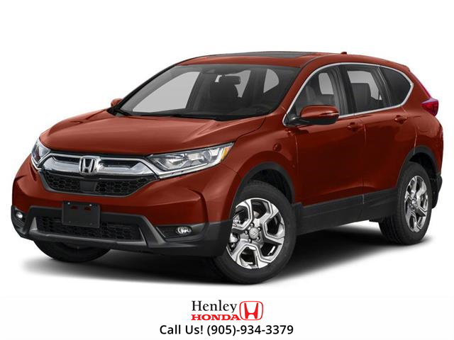 2019 Honda CR-V EX-L (Stk: H18332) in St. Catharines - Image 1 of 9