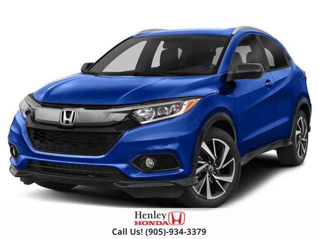 2019 Honda HR-V Sport (Stk: H18338) in St. Catharines - Image 1 of 9