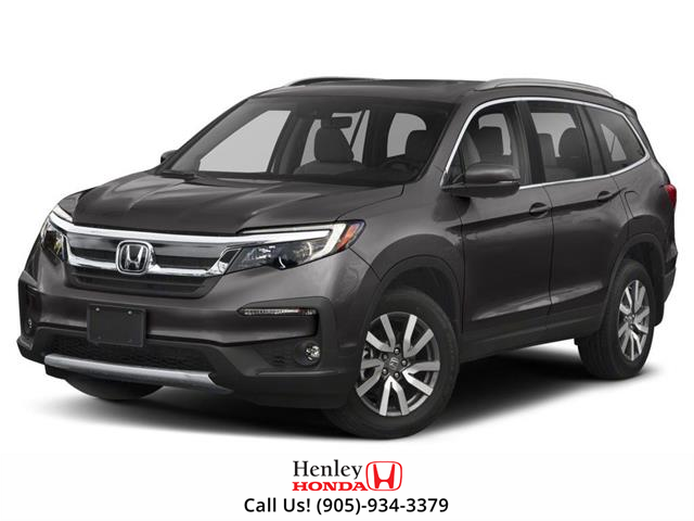 2019 Honda Pilot EX-L Navi (Stk: H18340) in St. Catharines - Image 1 of 9