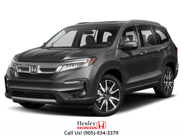 2019 Honda Pilot Touring (Stk: H18341) in St. Catharines - Image 1 of 9