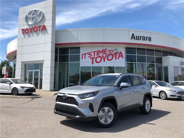 2019 Toyota RAV4 LE (Stk: 31076) in Aurora - Image 1 of 15