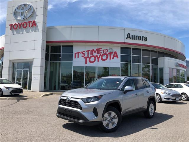 2019 Toyota RAV4 LE (Stk: 31083) in Aurora - Image 1 of 15