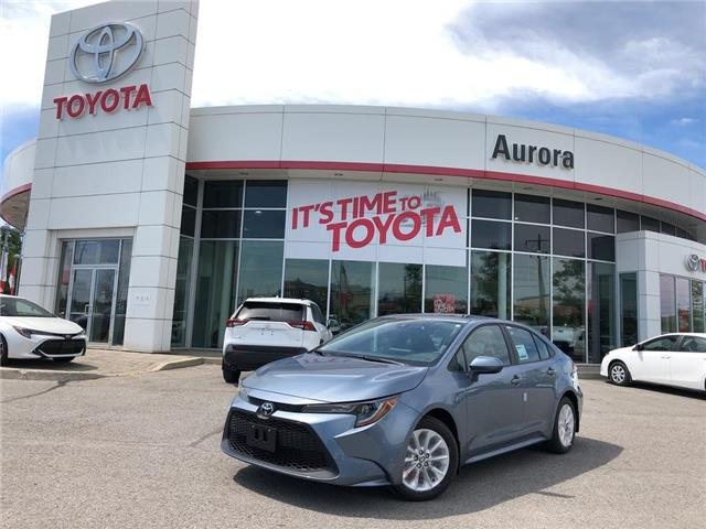 2020 Toyota Corolla LE (Stk: 31090) in Aurora - Image 1 of 15
