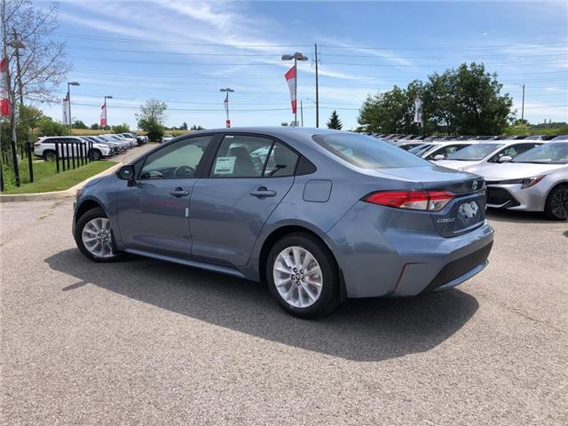 2020 Toyota Corolla LE (Stk: 31090) in Aurora - Image 2 of 15