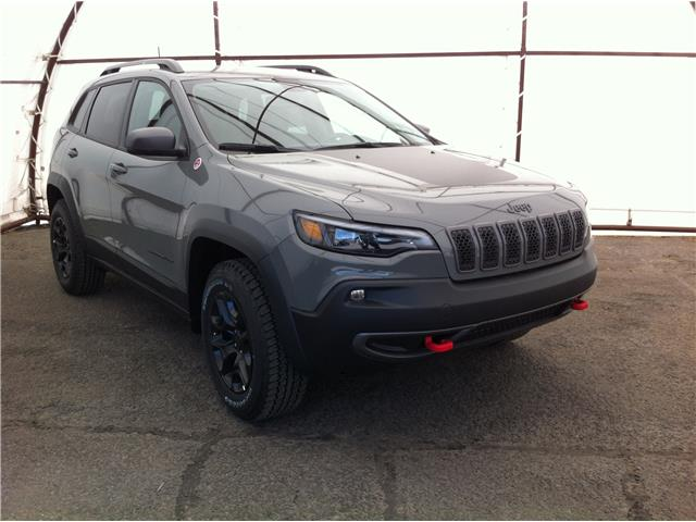 2019 Jeep Cherokee Trailhawk (Stk: 190312) in Ottawa - Image 1 of 20