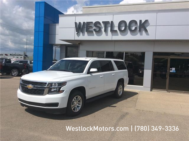 2019 Chevrolet Suburban LS (Stk: 19T251) in Westlock - Image 1 of 2