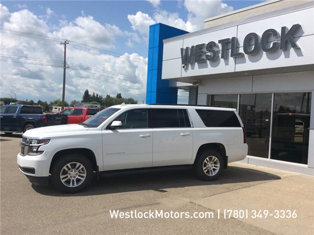 2019 Chevrolet Suburban LS (Stk: 19T251) in Westlock - Image 2 of 2