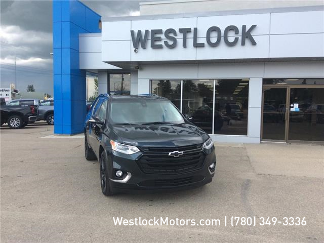 2019 Chevrolet Traverse Premier (Stk: 19T145) in Westlock - Image 2 of 18