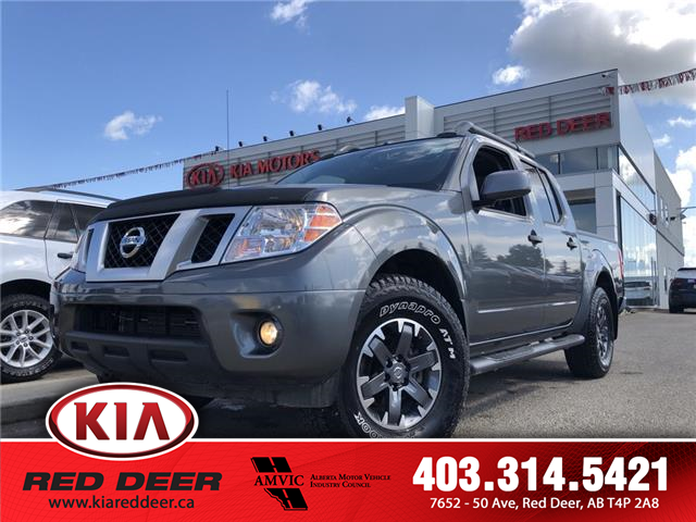 2018 Nissan Frontier  (Stk: P7559A) in Red Deer - Image 2 of 17