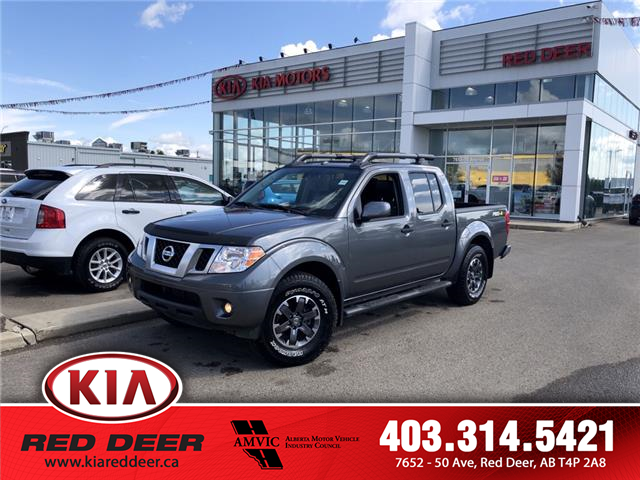 2018 Nissan Frontier  (Stk: P7559A) in Red Deer - Image 1 of 17