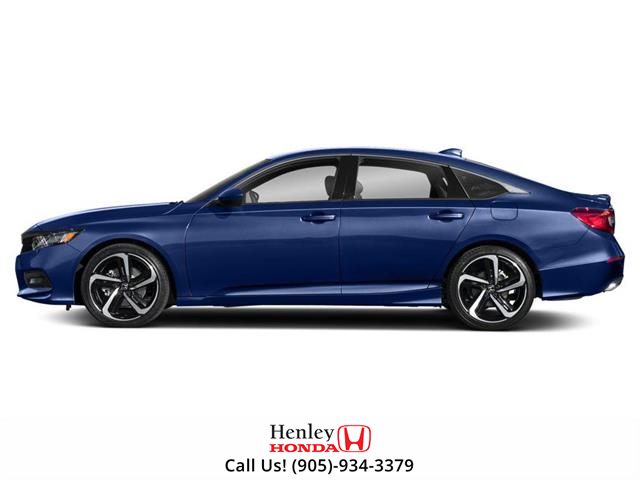 2019 Honda Accord Sport 1.5T (Stk: H18355) in St. Catharines - Image 2 of 9