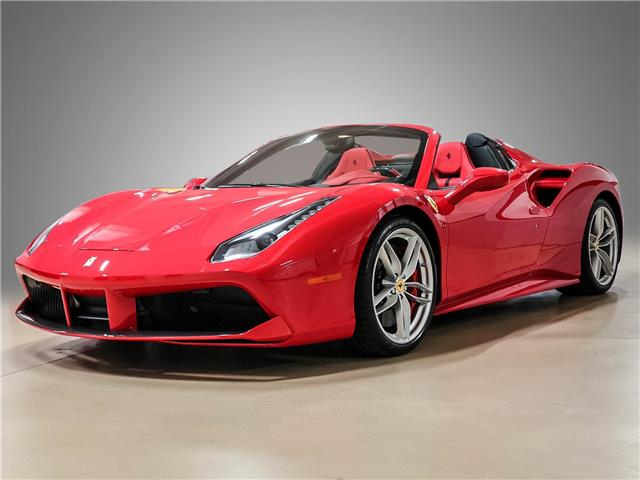 2017 Ferrari 488 Spider Base (Stk: U4322) in Vaughan - Image 1 of 22
