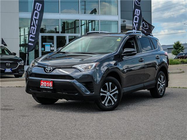 2016 Toyota RAV4 LE (Stk: P5193) in Ajax - Image 1 of 24