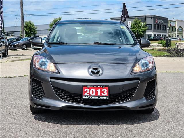 2013 Mazda Mazda3 GS-SKY (Stk: 19-1642TA) in Ajax - Image 2 of 23