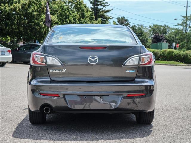 2013 Mazda Mazda3 GS-SKY (Stk: 19-1642TA) in Ajax - Image 6 of 23