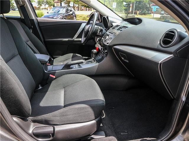 2013 Mazda Mazda3 GS-SKY (Stk: 19-1642TA) in Ajax - Image 16 of 23
