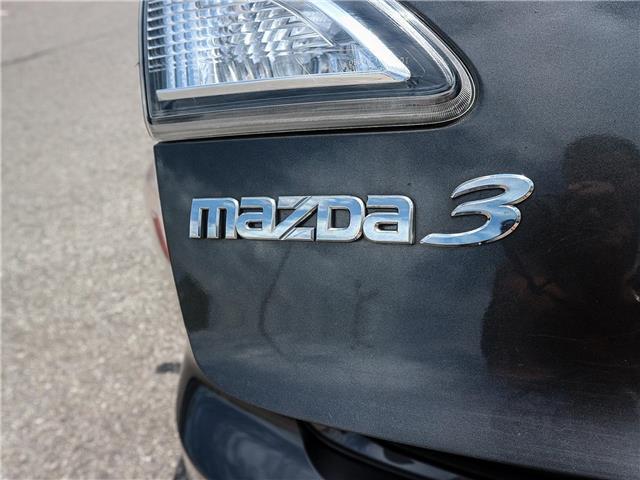 2013 Mazda Mazda3 GS-SKY (Stk: 19-1642TA) in Ajax - Image 20 of 23
