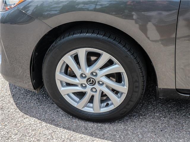 2013 Mazda Mazda3 GS-SKY (Stk: 19-1642TA) in Ajax - Image 21 of 23
