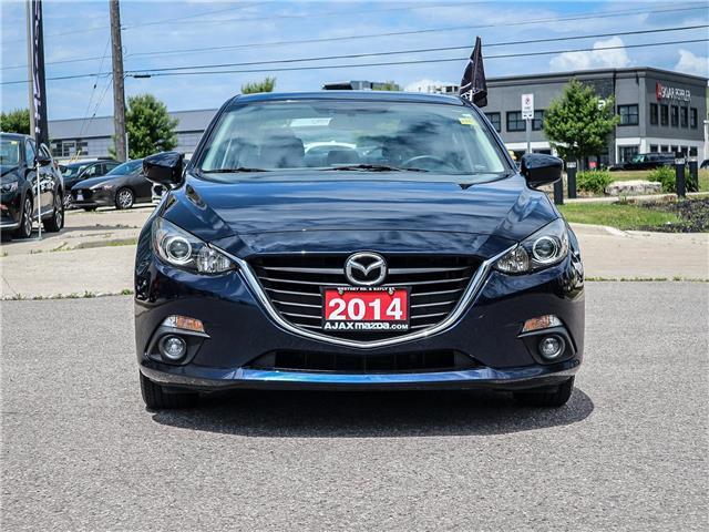 2014 Mazda Mazda3 GS-SKY (Stk: 19-1453A) in Ajax - Image 2 of 22
