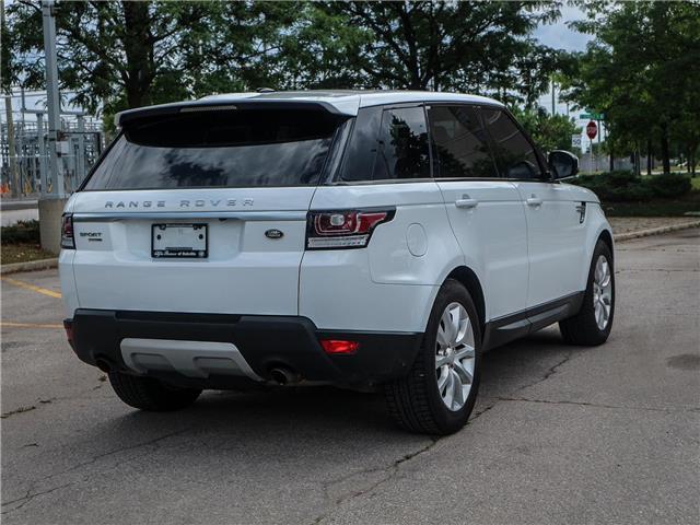 2015 Land Rover Range Rover Sport V6 SE (Stk: U412) in Oakville - Image 5 of 30
