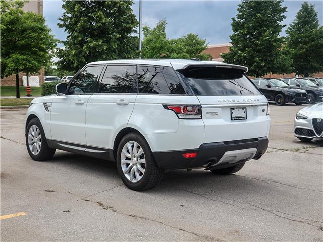 2015 Land Rover Range Rover Sport V6 SE (Stk: U412) in Oakville - Image 7 of 30