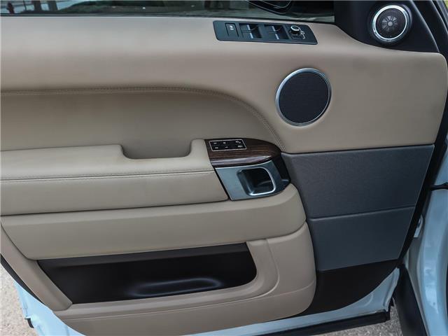 2015 Land Rover Range Rover Sport V6 SE (Stk: U412) in Oakville - Image 9 of 30