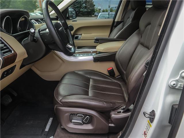2015 Land Rover Range Rover Sport V6 SE (Stk: U412) in Oakville - Image 11 of 30