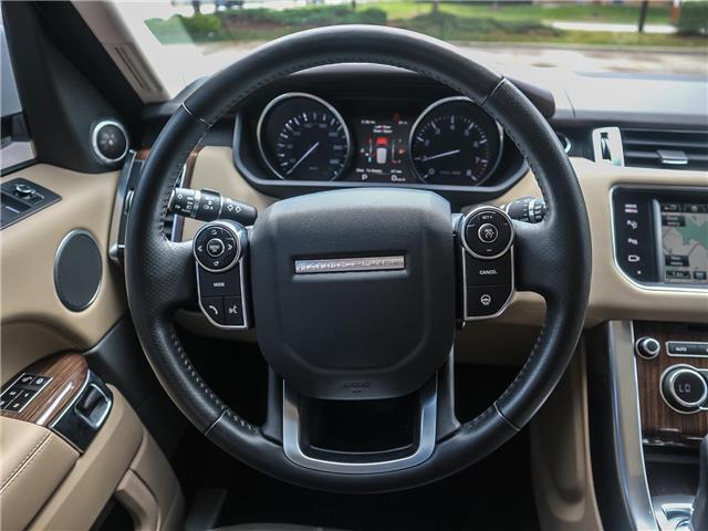 2015 Land Rover Range Rover Sport V6 SE (Stk: U412) in Oakville - Image 13 of 30