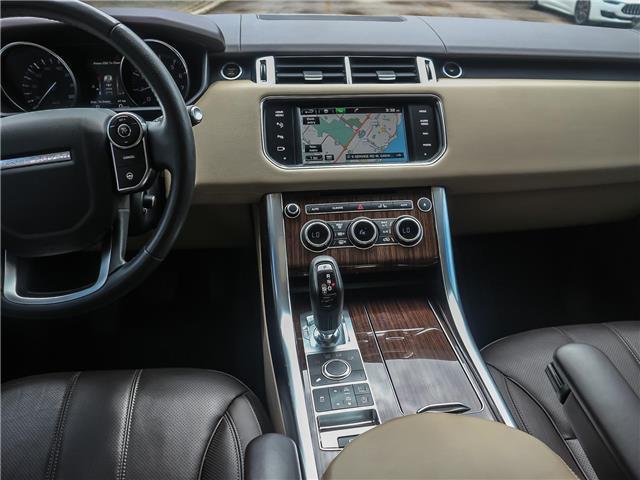 2015 Land Rover Range Rover Sport V6 SE (Stk: U412) in Oakville - Image 15 of 30