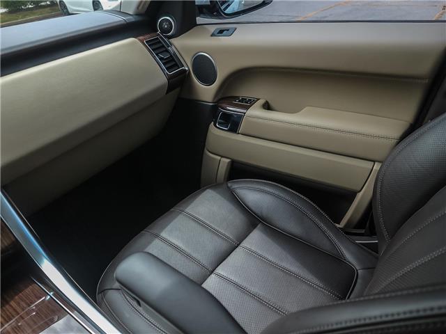 2015 Land Rover Range Rover Sport V6 SE (Stk: U412) in Oakville - Image 16 of 30