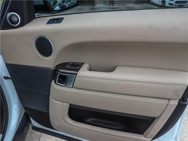 2015 Land Rover Range Rover Sport V6 SE (Stk: U412) in Oakville - Image 20 of 30