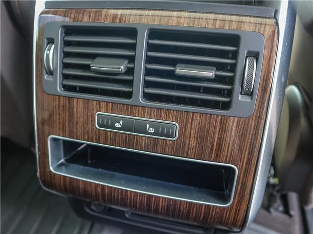 2015 Land Rover Range Rover Sport V6 SE (Stk: U412) in Oakville - Image 22 of 30