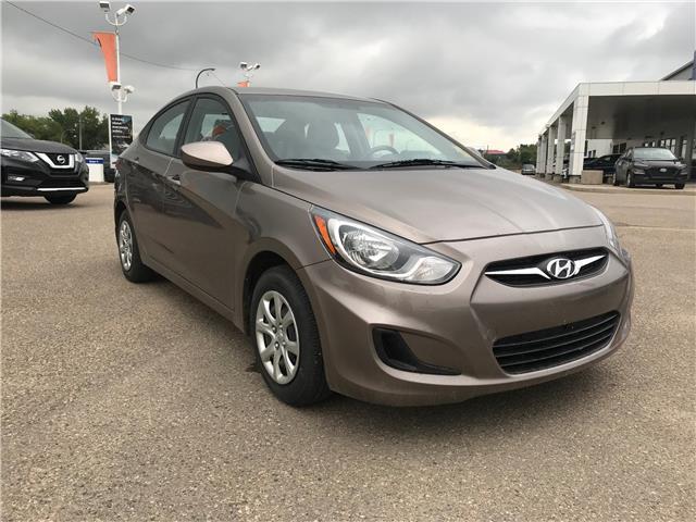 2013 Hyundai Accent GLS (Stk: 40011A) in Saskatoon - Image 1 of 19