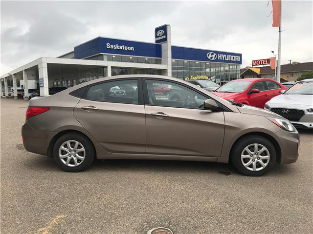 2013 Hyundai Accent GLS (Stk: 40011A) in Saskatoon - Image 2 of 19