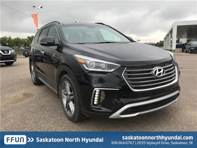 2017 Hyundai Santa Fe XL Limited (Stk: 40007A) in Saskatoon - Image 1 of 18